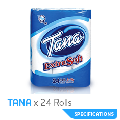CR tana 24roll