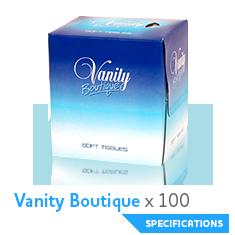 CR vanity